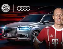 Audi - FCB - Car handover