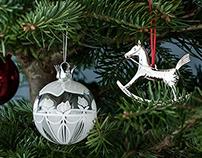 Karen Blixen - Christmas for Rosendahl