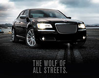 The Wolf of All Streets - The All New Chrysler 300C