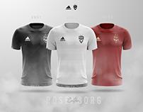 Rosenborg Ballklub 2019/20 Shirts Concept