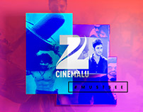 Cinemalu. Channel Branding