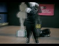 Multiple Exposure Dancer