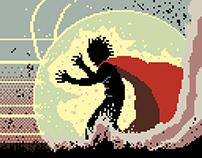 Pixel Series: Comic