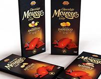 Xôk's Mousse Bar - Package Design