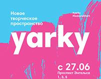 yarky hostel & space