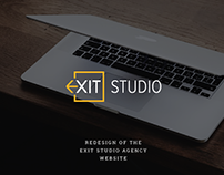 Exit Studio Website