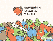 """Hawthorn"" Farmers Market"
