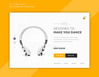 UI/UX Designs