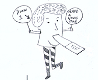 David's English proposal illustration