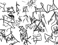 Dibujos, Bocetos e ilustración