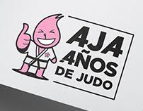 Logo para 4 años de Judo AJA