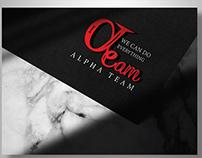 Creative Alpha Logo