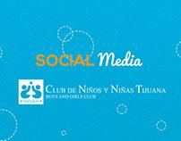 Social Media - CLUBNYNAC