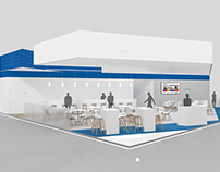Design concept - CPHI 2018