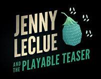 Jenny LeClue Playable Teaser