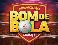 Promoção Bom de Bola Marajá