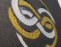 Book Cover Neverending Story - Proposal 1 Auryn
