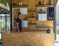 Proyecto Retoños - Interior and Furniture design