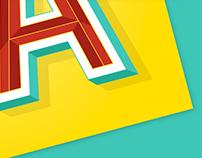 Digital Lettering | WIP