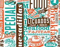 El Camino Real Restaurant / Cowboy T-Shirt