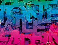 Logo Design. Event Artwork. ATAF 2011