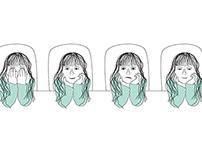 Maya faces