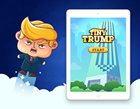 Tiny Trump Game