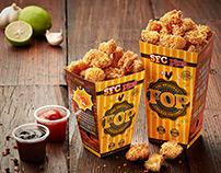 SFC PLUS chicken popcorn