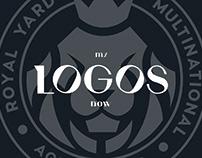 My logos now 2021 (logojam)