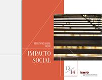 Relatório Anual |  Move 2013-2014
