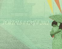 Portals CMJ 2012 Poster