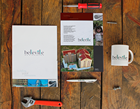 BELLEVILLE Branding