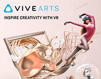 VIVE-Promotional Visual Design