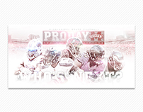 Mississippi State Pro Day Graphic