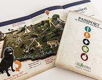 Oklahoma Tourism Parks Passport Program