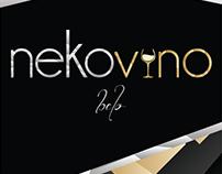 Nekovino II White wine packaging