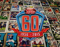 Topps Football Cards 60th Anniversary Buyback Promo