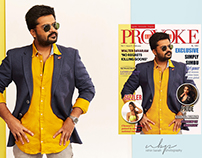 Simbu for Provoke Lifestyle
