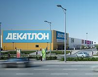 2016   Гипермаркет Decathlon, г. Красноярск