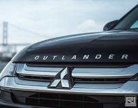 Mitsubishi Outlander 2.2DI-D - Morgan Cars Portugal