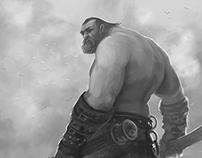 Viking Badass