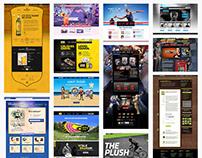 Web Design Archive (2010-15)