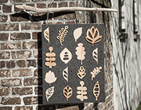 Lasercut Wallhanging