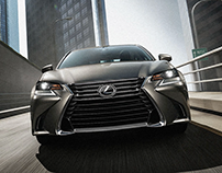 Presentation for Lexus Turkey