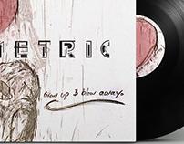 Metric Album Cover Design