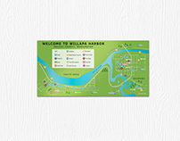 Willapa Harbor Map