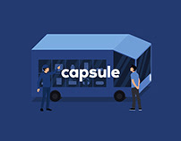 Capsule: A visual system for a new retail service