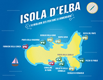 Isola d'Elba - best places for diving