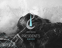 Liberty Mutual President's Award 2015