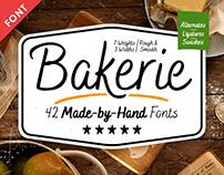 Bakerie Font Family
